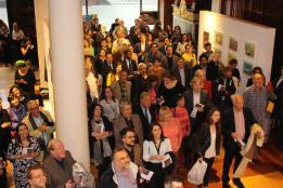 Martim Brion Brazilian Embassy London Award itau bank