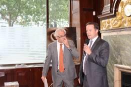 Martim Brion Brazilian Embassy London Award CEO itau bank Ambassador