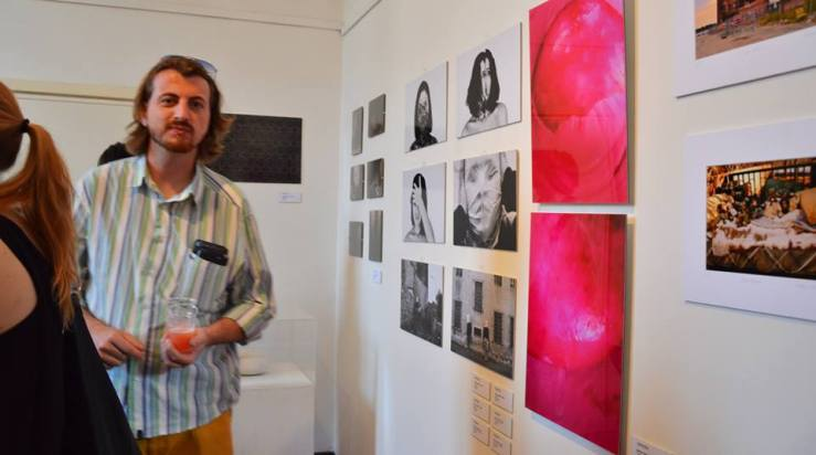 Martim Brion Pixels of Identities Palazzo Albrizzi