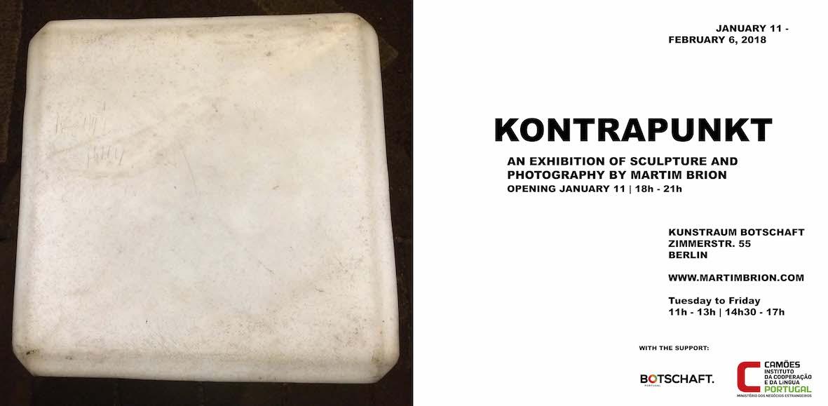 Martim Brion - Kunstraum - Berlin - Exhibition