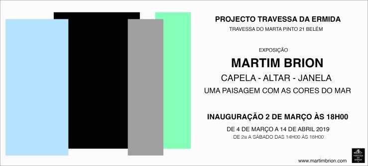 Martim Brion - Projecto Travessa da Ermida - Belém - Lisboa - Lisbon - Portugal - Art