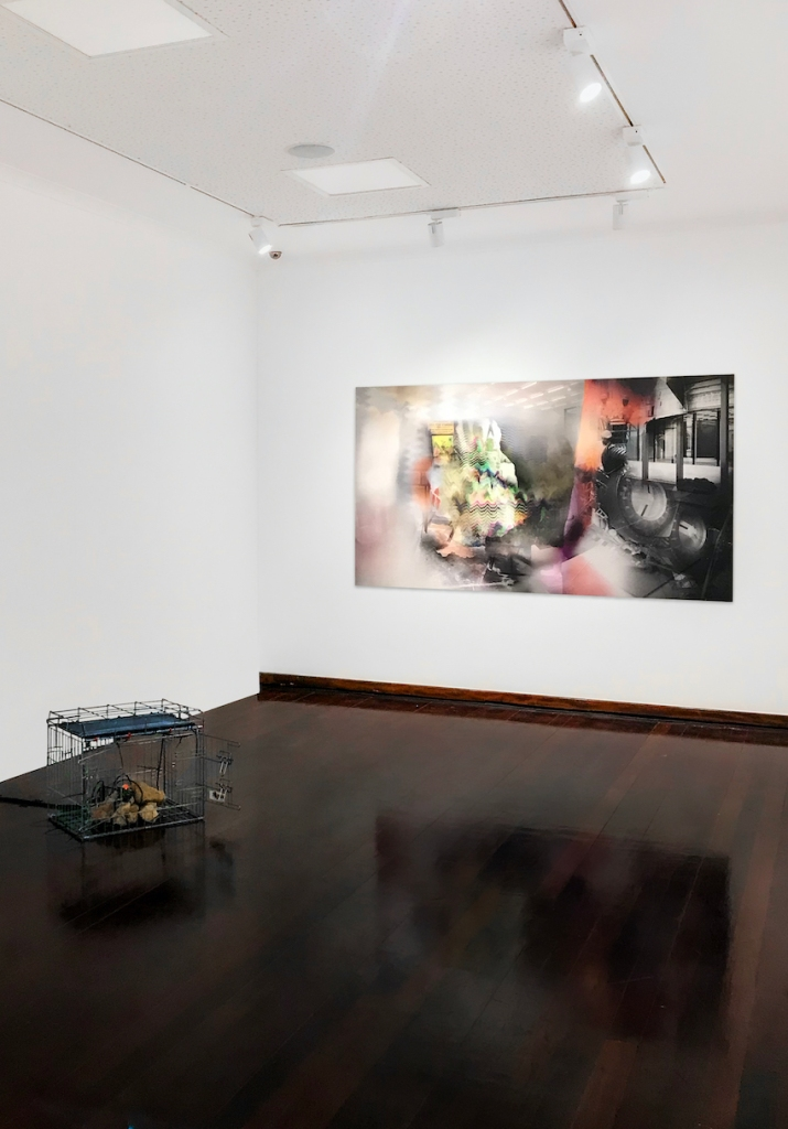 Tom Saunders - Uncertain Matter - Centro Cultural de Lagos - Portugal